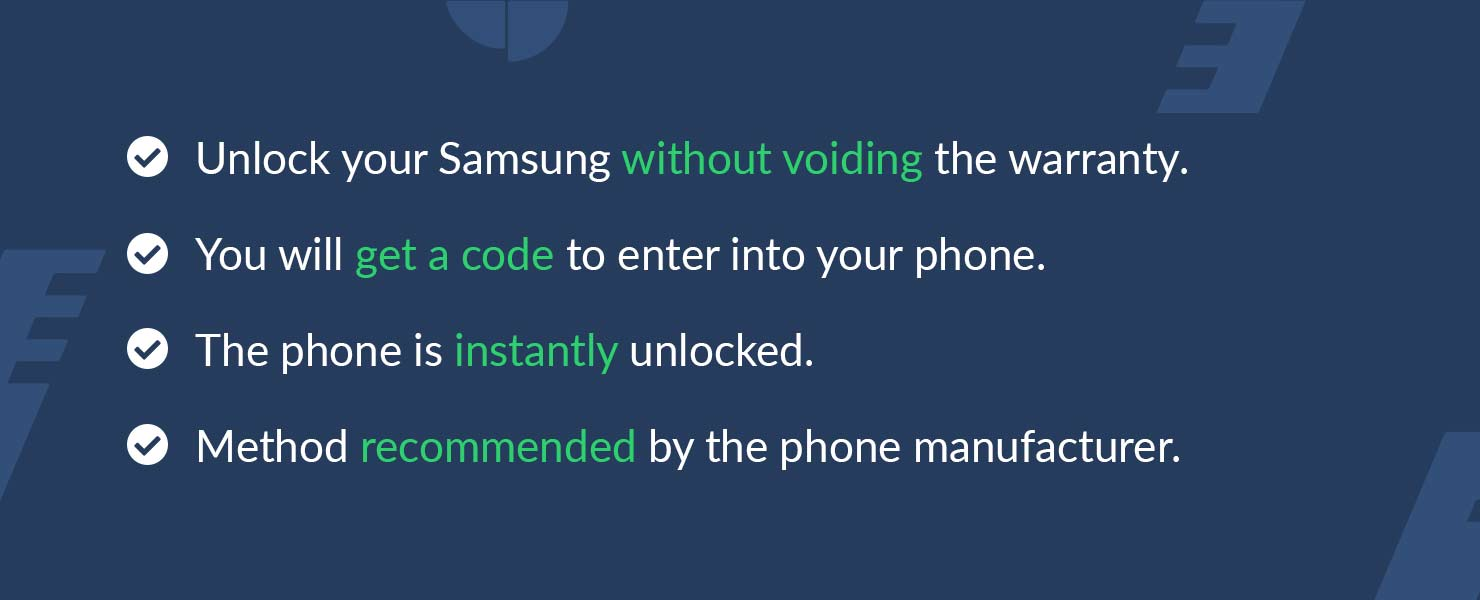 Samsung Galaxy Fit S5670 Unlock Code